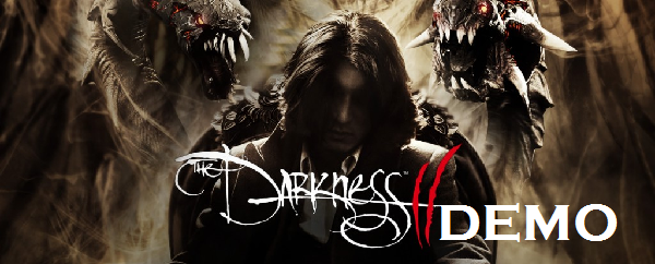 """The Darkness II"" demo now available on Xbox Live."