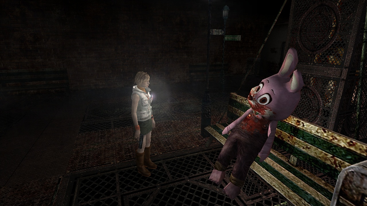 Silent Hill HD Collection to be sold digitally?