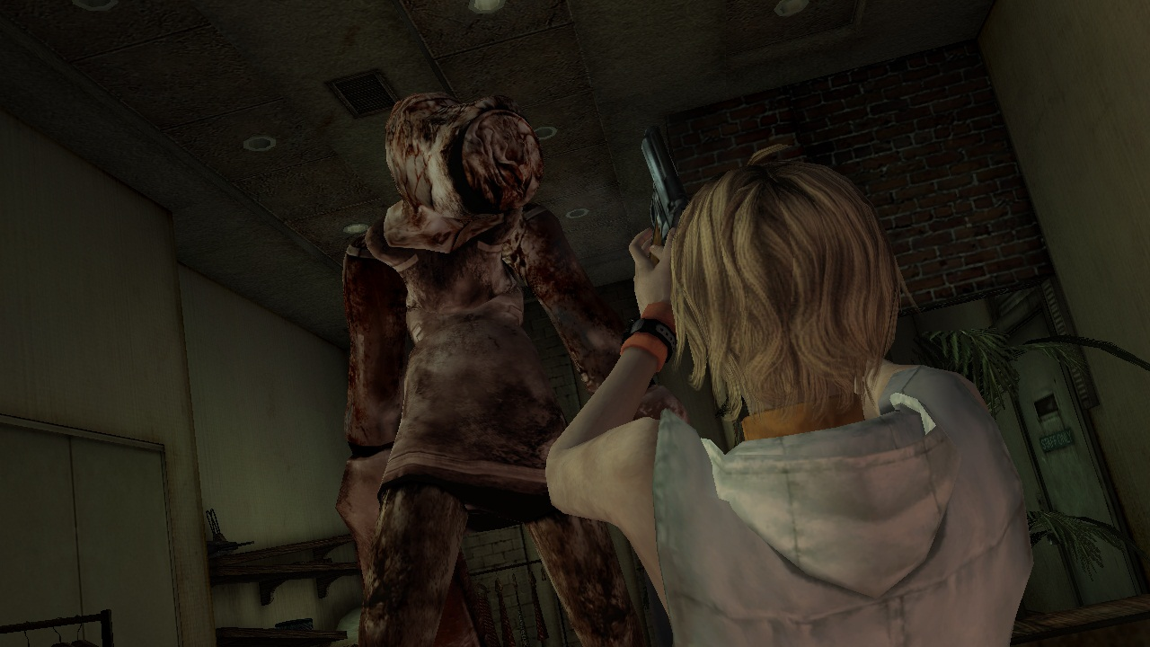 20 new Silent Hill HD Collection screens (Update: 4 new screens added)