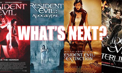 After Resident Evil- what's next for Hollywood?