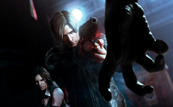 New piece of Resident Evil 6 artwork revealed