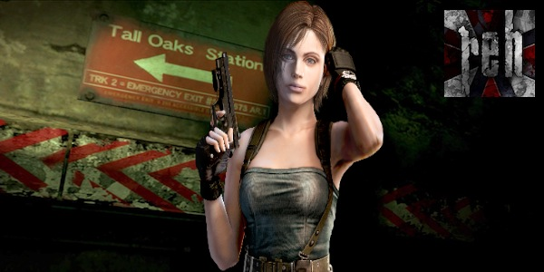 reHorror: Why Jill should be in Resident Evil 6