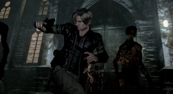 Resident Evil 6 lets you dual wield guns