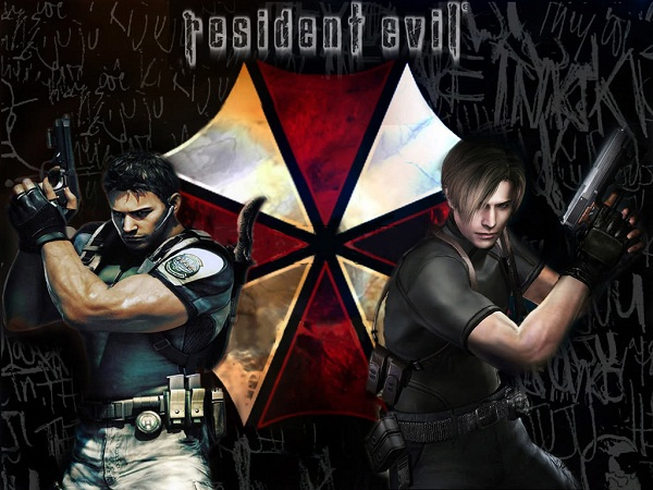 Rumor time: Resident Evil 6 may star both Chris and Leon