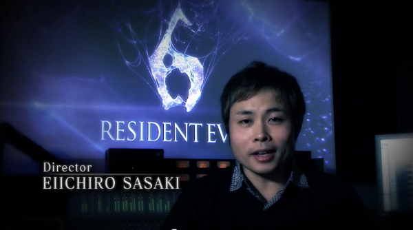 "Resident Evil 6 producer video labels game as ""Dramatic Horror"""