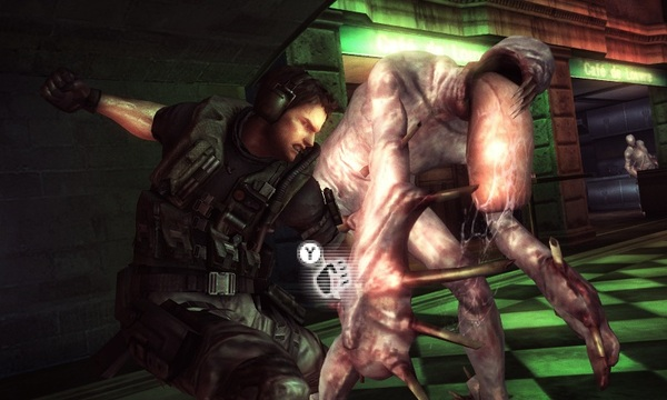 Resident Evil Revelations gets StreetPass support and new images