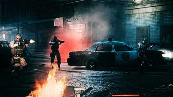 New Resident Evil: Operation Raccoon City off-screen footage shows off Spec Ops gameplay