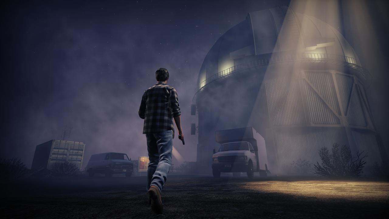 Get excited for Alan Wake's American Nightmare with some exclusive gameplay clips