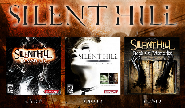 Silent Hill HD Collection moved to March 20th