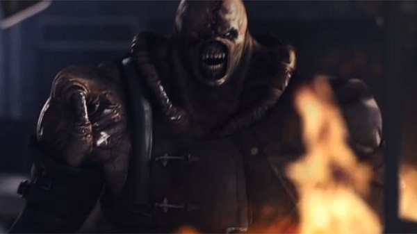 The USS meets Nemesis in this new Operation Raccoon City footage