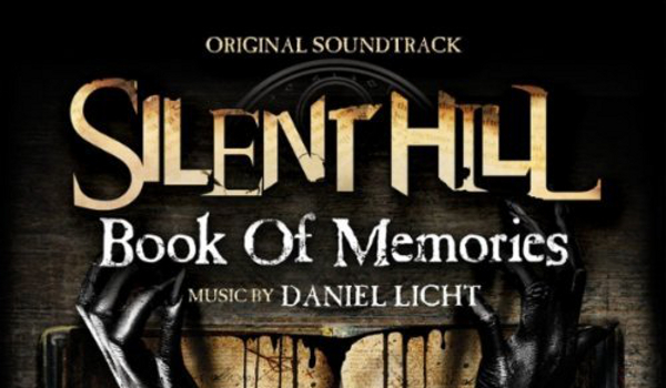 The music of Silent Hill Book of Memories