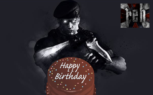 Resident Evil celebrates its 16th birthday!