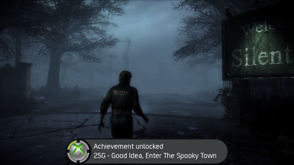 Silent Hill achievements a plenty, Downpour and HD Collection's revealed