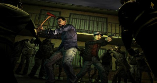 Playing Dead with Telltale