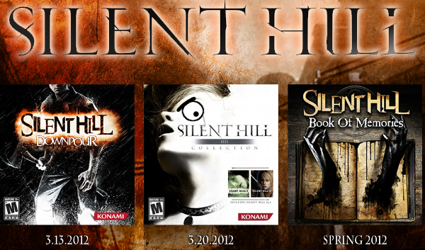 So, Silent Hill Book of Memories has been delayed