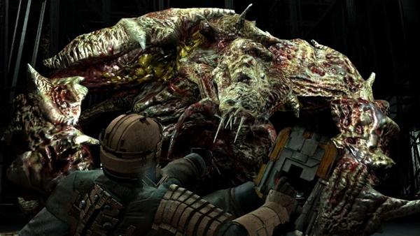 Dead Space 3 spotted in Visceral designer's resume