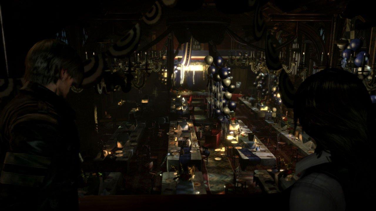 New Resident Evil 6 screens & artwork