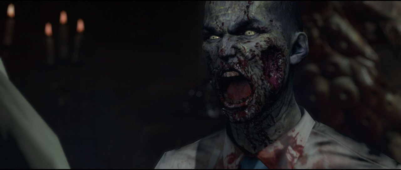 Resident Evil 6 'leaked character list' from a few months back seems to have been real