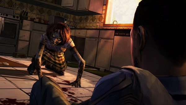 The Walking Dead: The Game gameplay videos & reasons to dig it at IGN