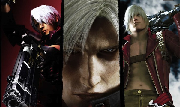 Devil May Cry HD Collection now available digitally