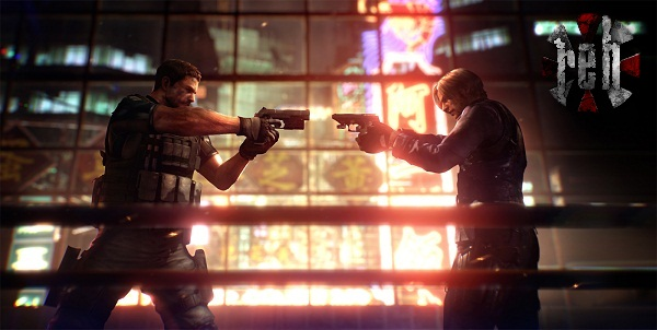 reHorror: Resident Evil 6 Captivate 2012 trailer analysis
