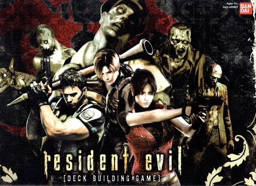 Review: Resident Evil: Deck Building Game