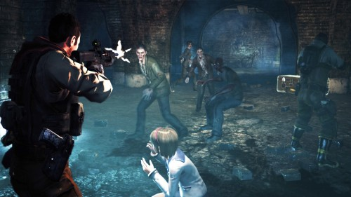New Spec Ops Missons released for Operation Raccoon City