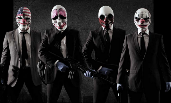 Valve and Overkill Software working on 'Payday: The Heist meets Left 4 Dead' style game