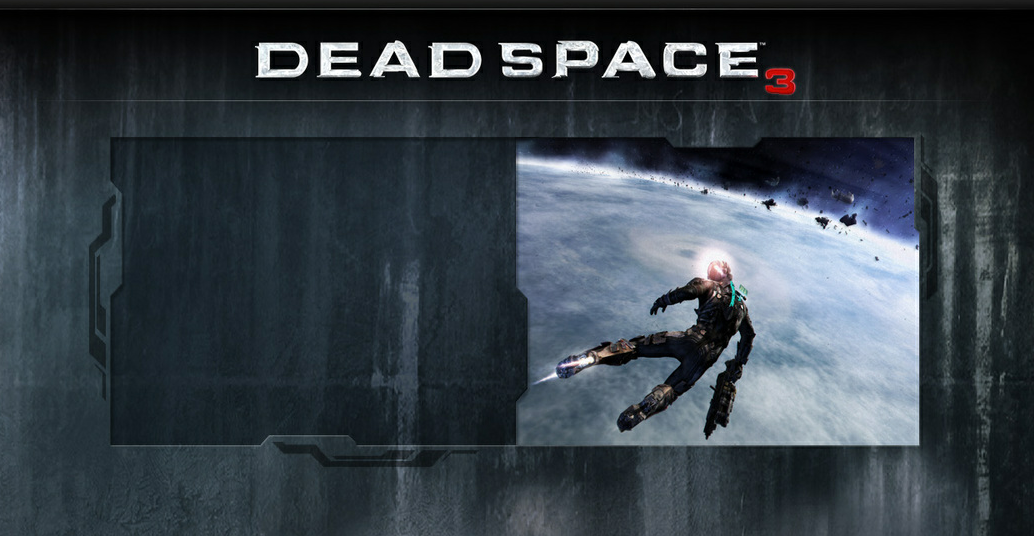 Dead Space 3 logo revealed, all but confirmed