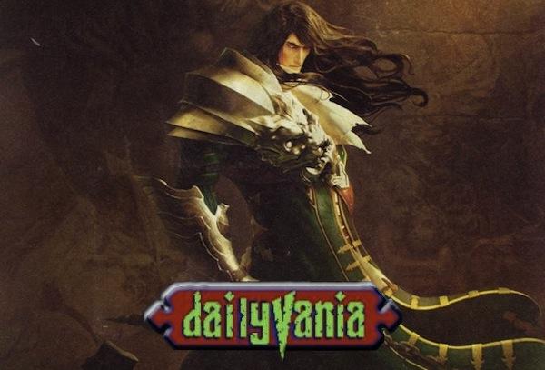 DailyVania: Will Trevor Belmont become Alucard in Mirror of Fate?