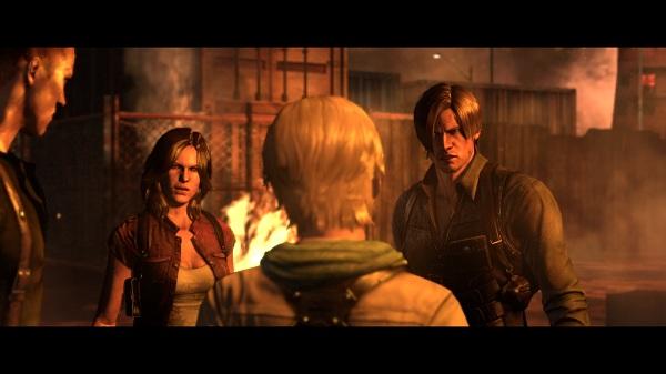 E3 Resident Evil 6 S E3 Trailer Causes Seizures Also Screens And
