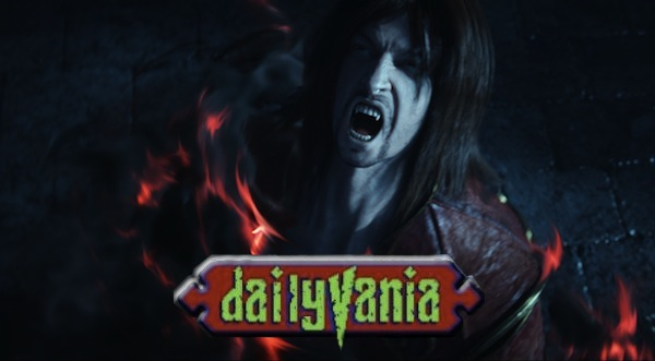 DailyVania: Lords of Shadow 2 trailer analysis