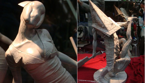 ToyMunkey Studios to release Silent Hill figures this December