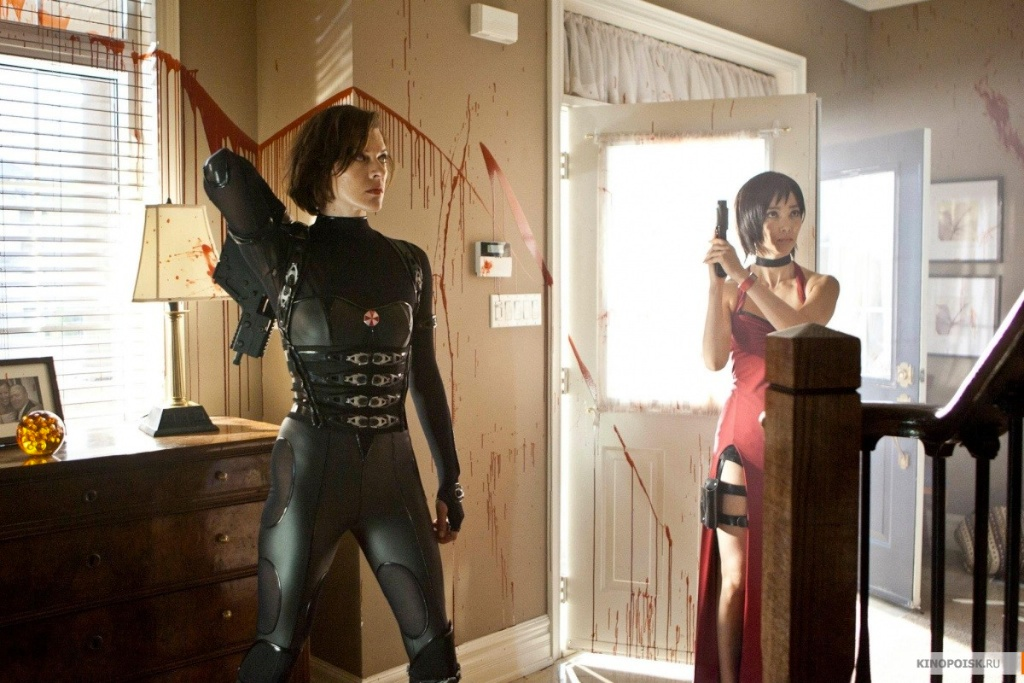 New 'Resident Evil: Retribution' images features some familiar faces