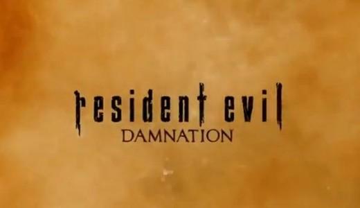 SDCC 2012 – Resident Evil: Damnation trailer