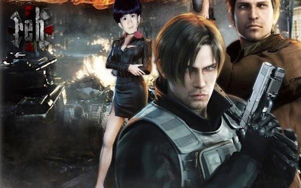 Rehorror Resident Evil Damnation Theories Rely On Horror