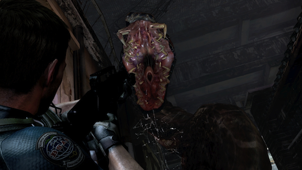 Yawn at these new gameplay clips and screens from Resident Evil 6