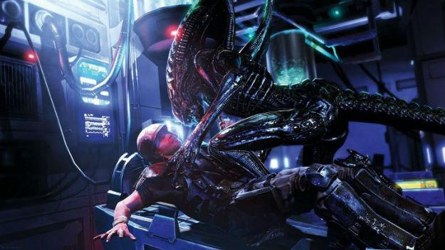 Gamescom 2012: Aliens Colonial Marines newest development trailer focuses on tension & mood