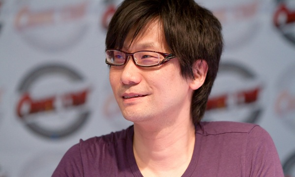 Hideo Kojima shows interest in the Silent Hill series