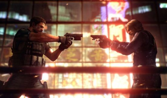 Gamescom 2012: New Resident Evil 6 trailer focuses on the drama