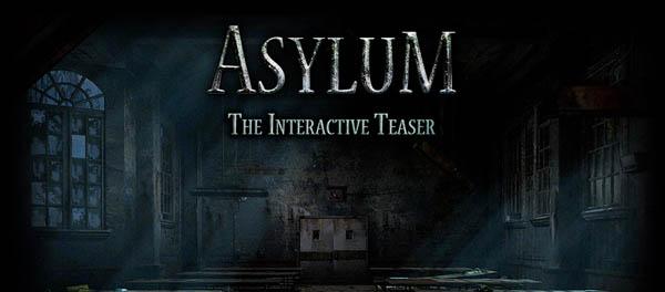 Asylum gets a playable teaser