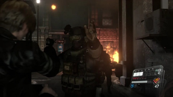 Game Trailer's new Resident Evil 6 video preview shows new footage from Leon's scenario