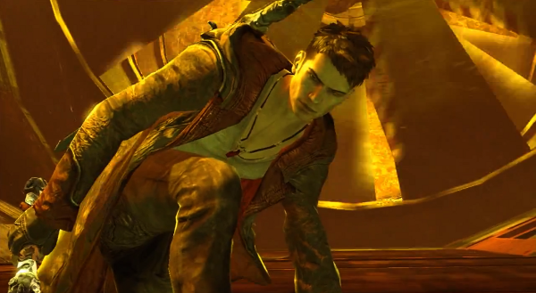 The party has already started in this Japanese DmC trailer
