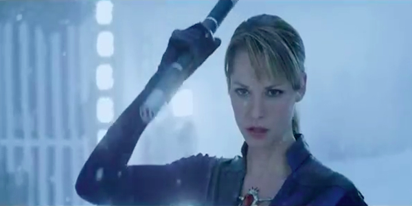 New Resident Evil Retribution Clip Pits Alice Against Jill Rely