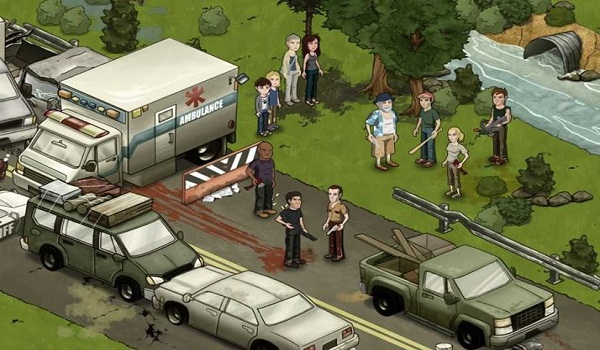 The Walking Dead Social Game enters open beta