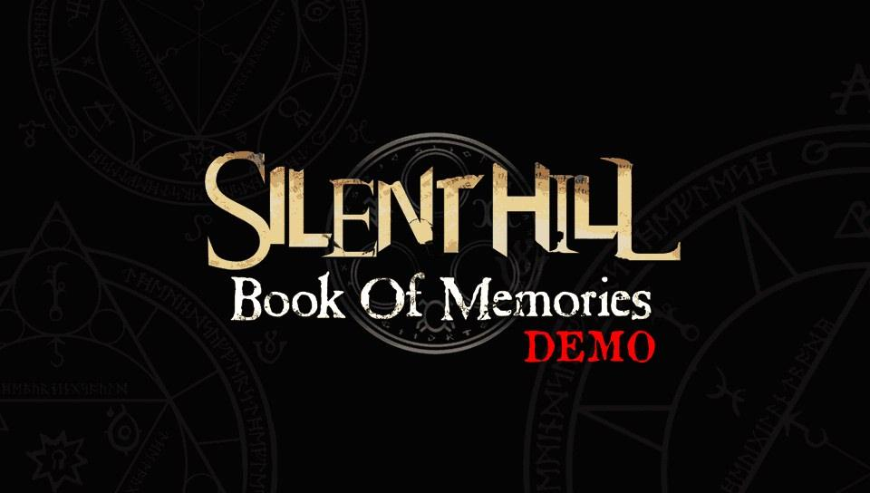 Impressions: Silent Hill Book of Memories demo