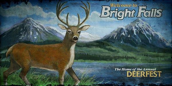 Wake Up: Returning to Bright Falls