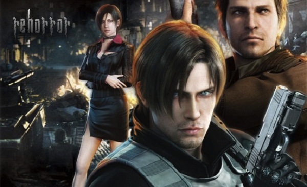 Review Resident Evil Damnation Blu Ray Rely On Horror