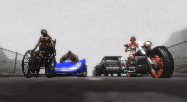 Silent Hill fans have their prayers answered with Silent Hill Kart Racer