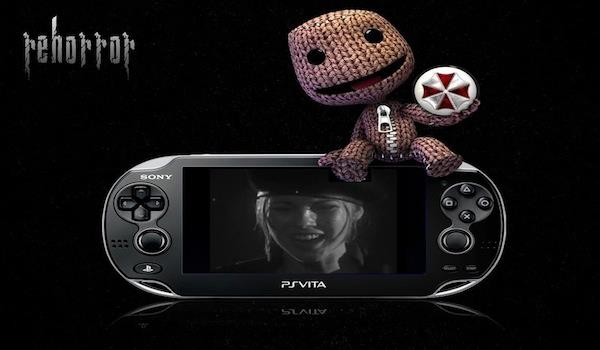 reHorror: Resident Evil on the Vita